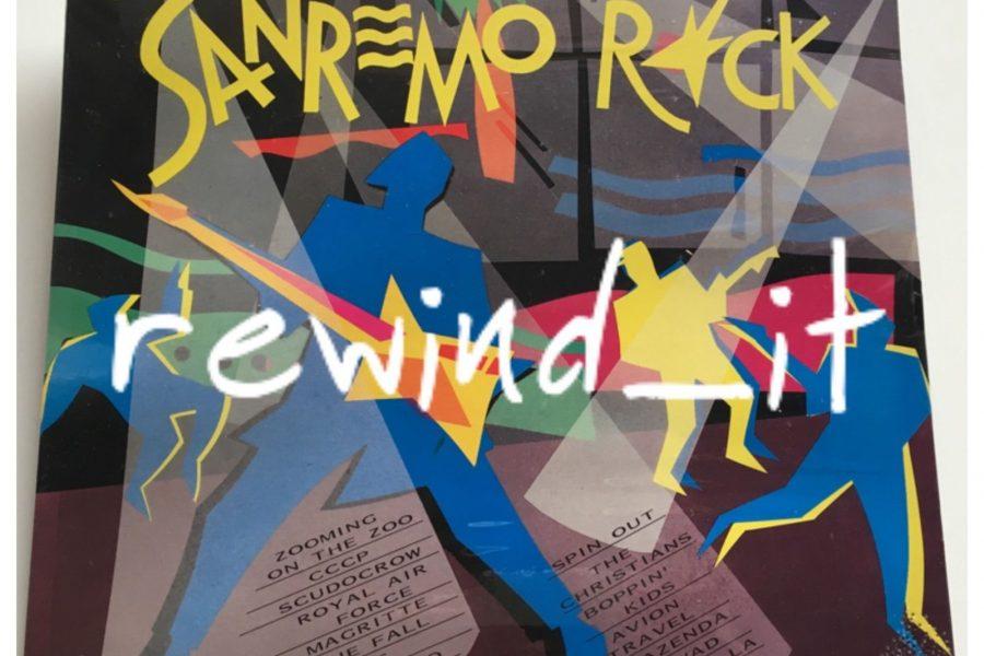 Sanremo Rock Festival Vintage Compilation anno 1988