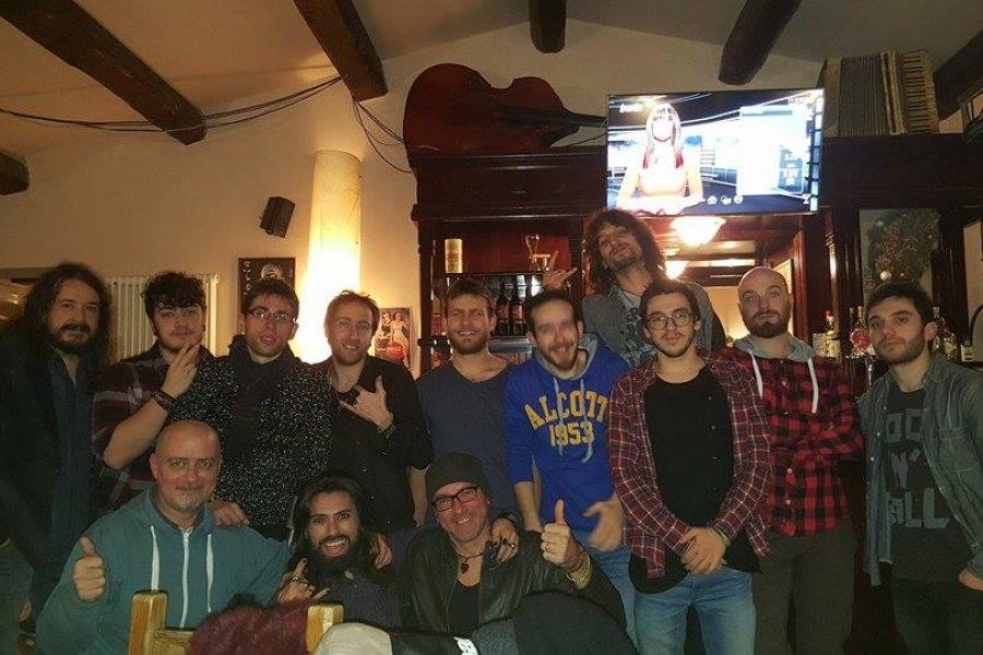 Sabato 4 Febbraio audizioni Umbria Lazio Sanremo rock : hanno scritto di Noi…….