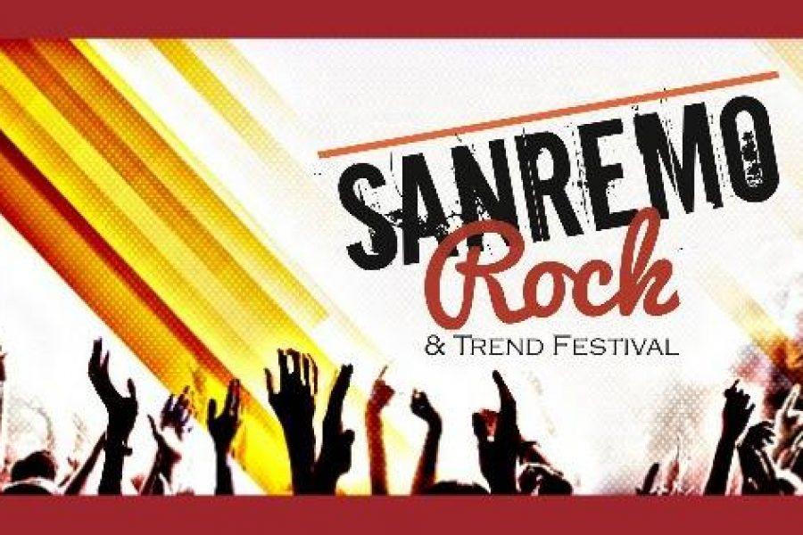 Mercoledì 22/02/17 la 1^ Tappa Sanremo Rock in Emilia Romagna allo Spirito Club.