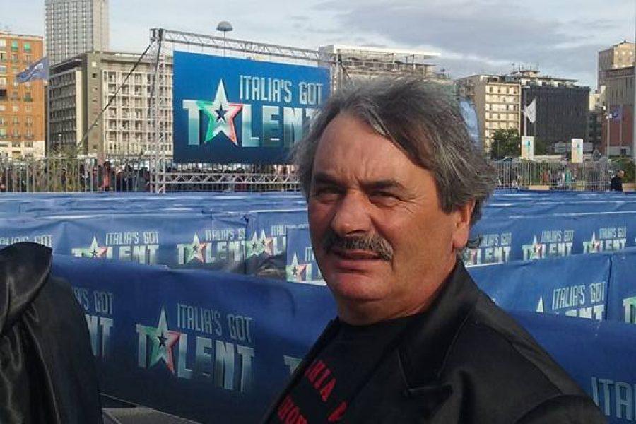 Angelo Papparella La Vecchia Volpe