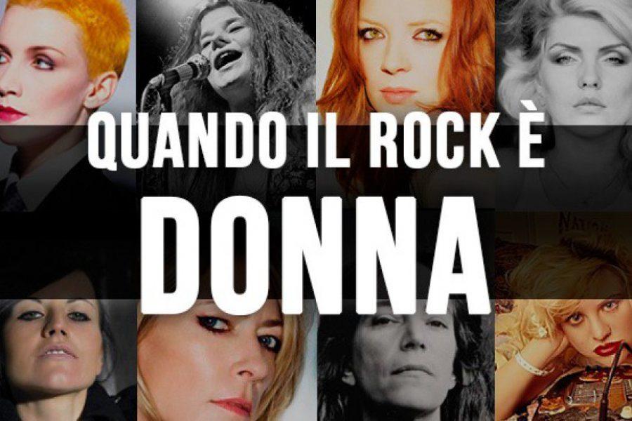 8 Marzo Auguri a tutte le Donne dal Sanremo Rock!