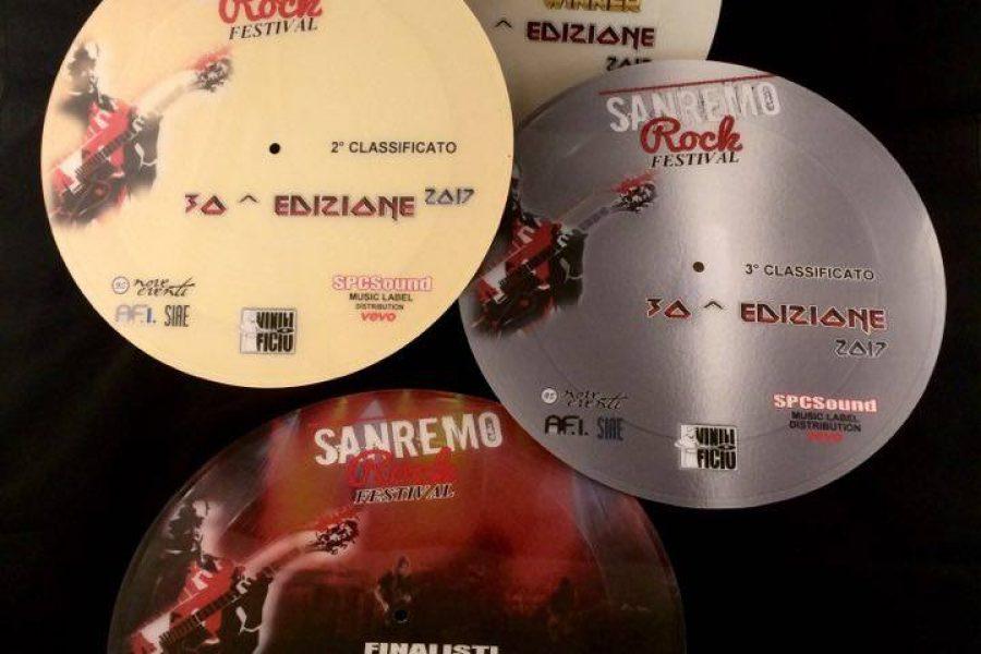 Vinilificio.com è Premium partner finalissima Sanremo rock