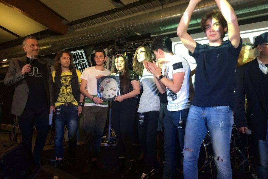 Sanremo rock i Thunders sono i vincitori della 30 edizione! scopri di più sul festival sulla nostra pagina Facebook!!!!!!!