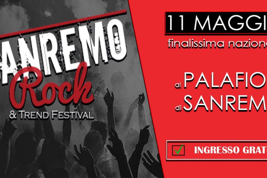 """Sanremo Rock 30° edizione """"I 15 FINALISTI"""""""