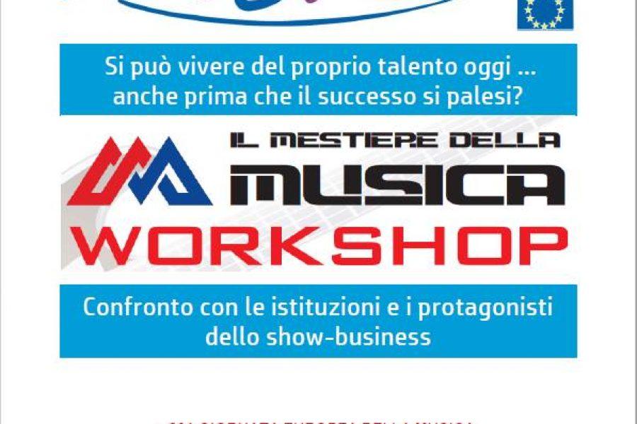 21 Giugno Milano festa Europea della musica, anche noi del Sanremo rock ci saremo!