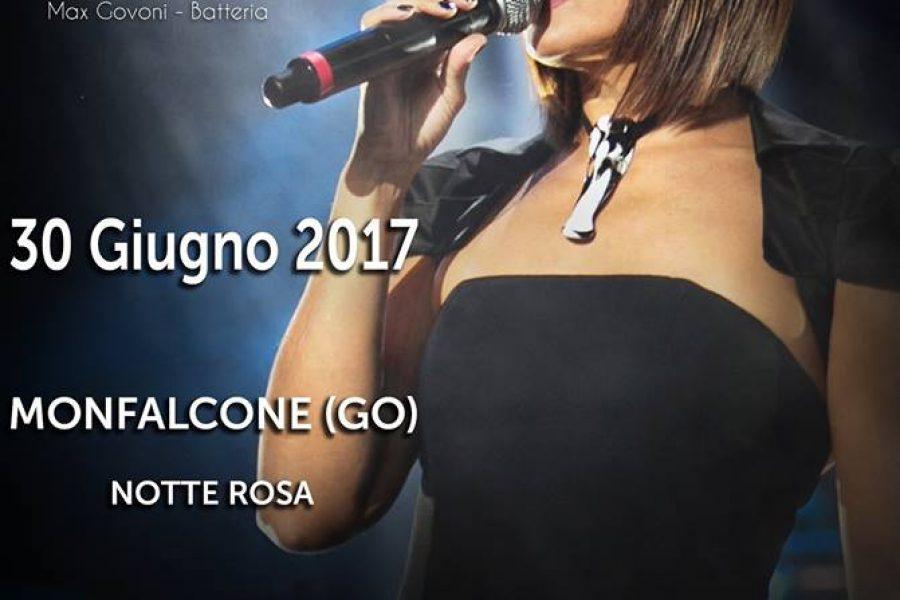 Thunders vincitori Sanremo rock domani sera opening act in Silvia Mezzanotte tour