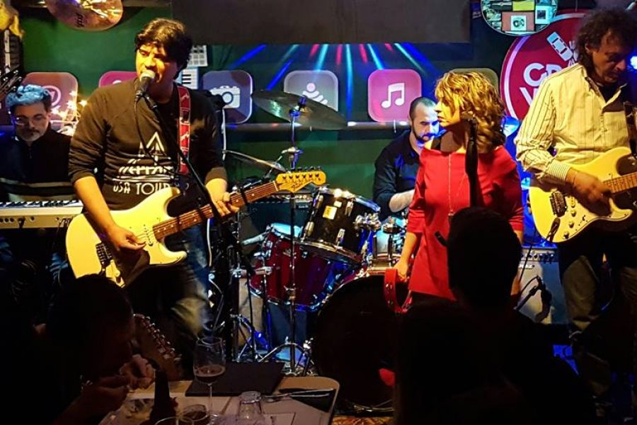 Crabby's da Pescara al Sanremo Rock Festival 31°