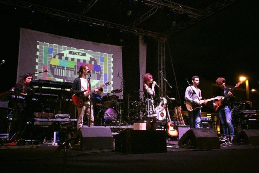 Thunders aprono il concerto di Silvia Mezzanotte