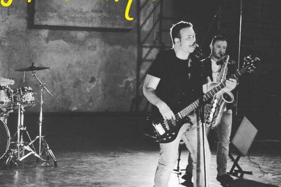 Francesco Pisana dalla Top Ten al Sanremo Rock