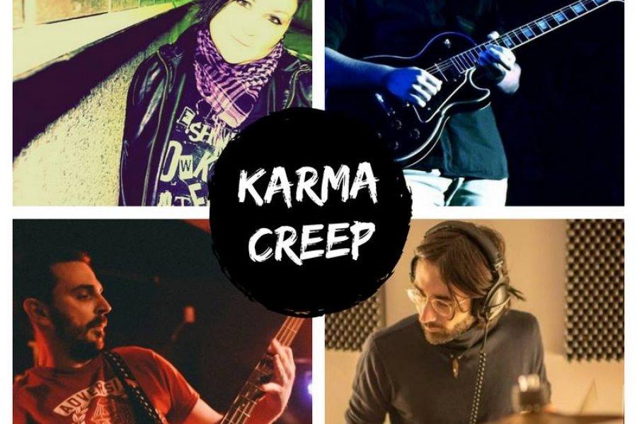 Karma Creep da Milano al Sanremo Rock 31°