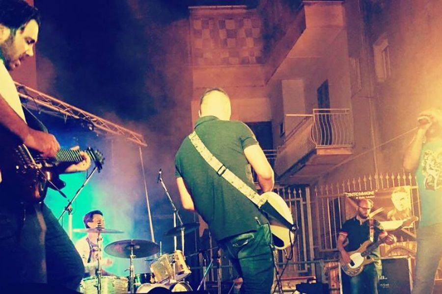 """""""La Sporca Cinquina"""" da Aprilia al Sanremo Rock 31°"""