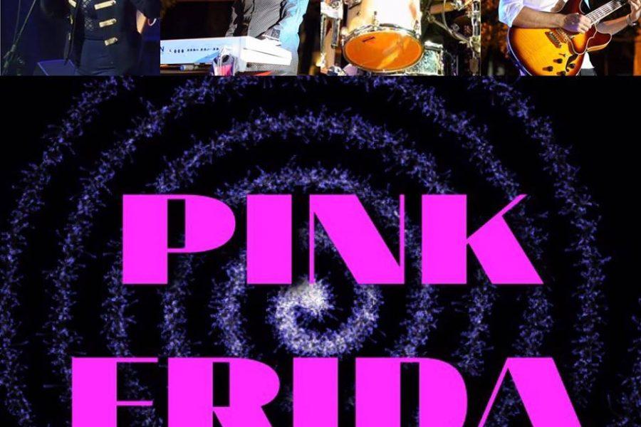 Pink Frida da Merano alla 31°di Sanremo Rock