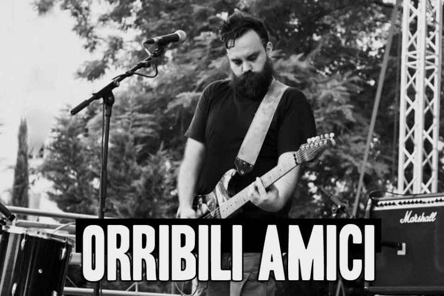 """Gli """"Orribili Amici"""" alla 31^di Sanremo Rock!"""