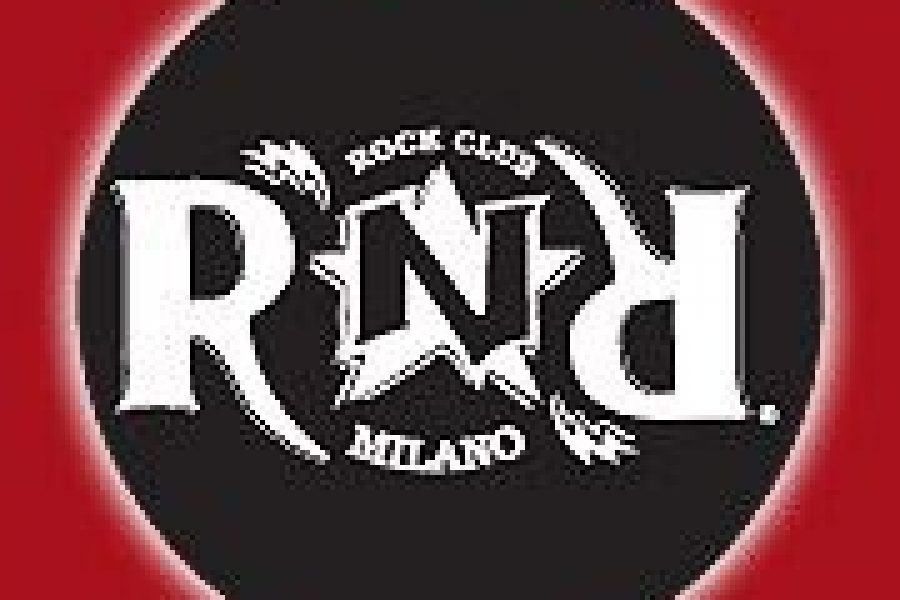 23 Novembre Milano Rock'N Roll Club Apertura del Tour!