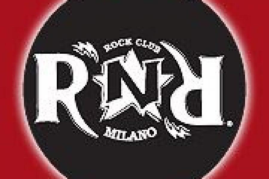 23 Novembre Milano Rock'N Roll Club Apertura del Tour!