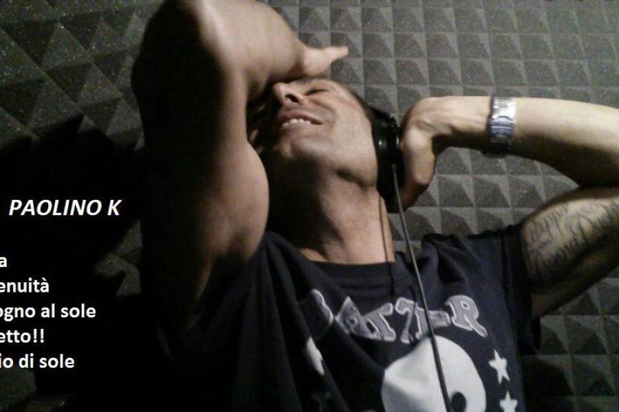"""Paolo Rampulla """"cantautore"""" al Sanremo Rock 31°!"""