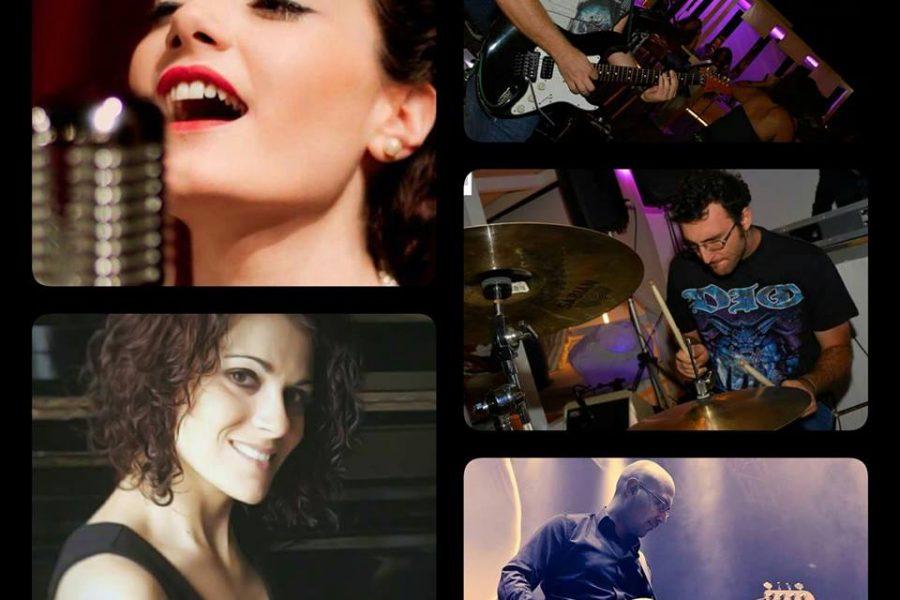 Jlenia&Band da Palermo alla 31° di Sanremo Rock!