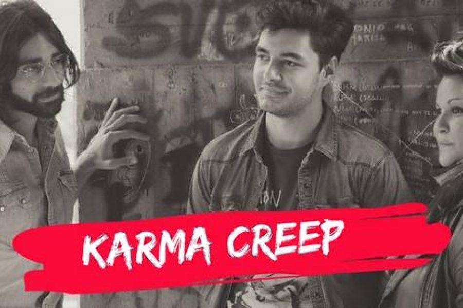 Karma Creep – Andrea Paone i primi della Lombardia a Sanremo!