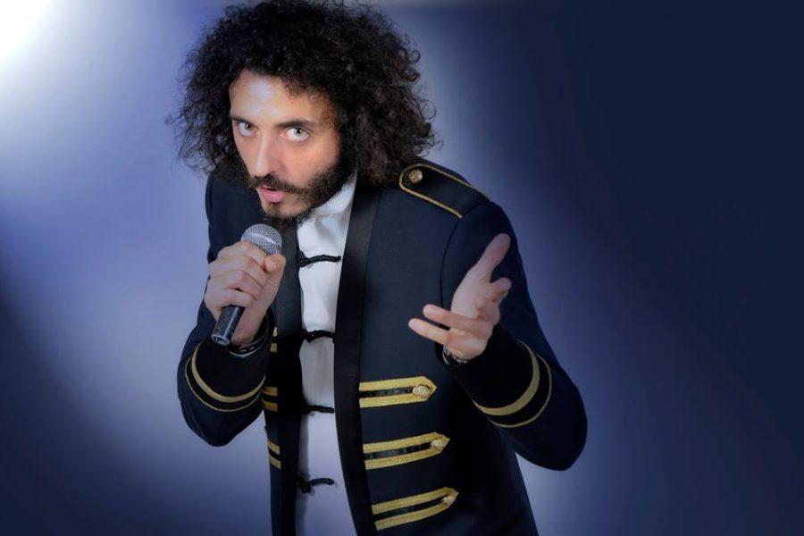 Cosimo Viciglione CantAutore al Sanremo Rock!