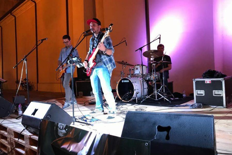 Cobaya – di Guastalla (RE) alla 31^ di SANREMO ROCK!