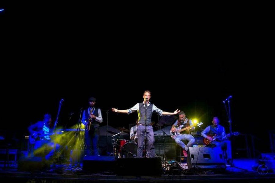 Carbonara BlueS da Rapolano Terme al Sanremo Rock