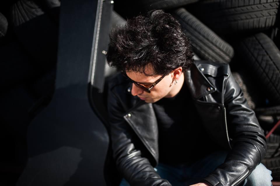 Valerio Bruner CantAutore da Napoli al Sanremo Rock