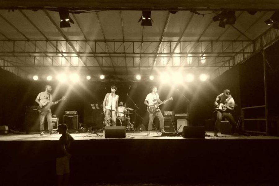 Decals da Fotre Dei Marmi al Sanremo Rock Live