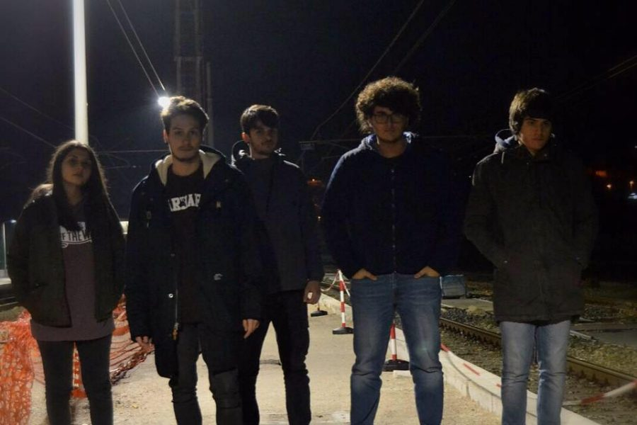 Present Tense di Castllabate al Sanremo Rock