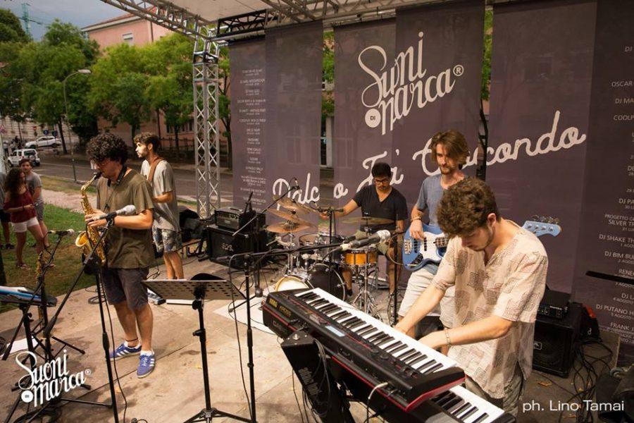 Frank Jam al Sanremo Rock 31^