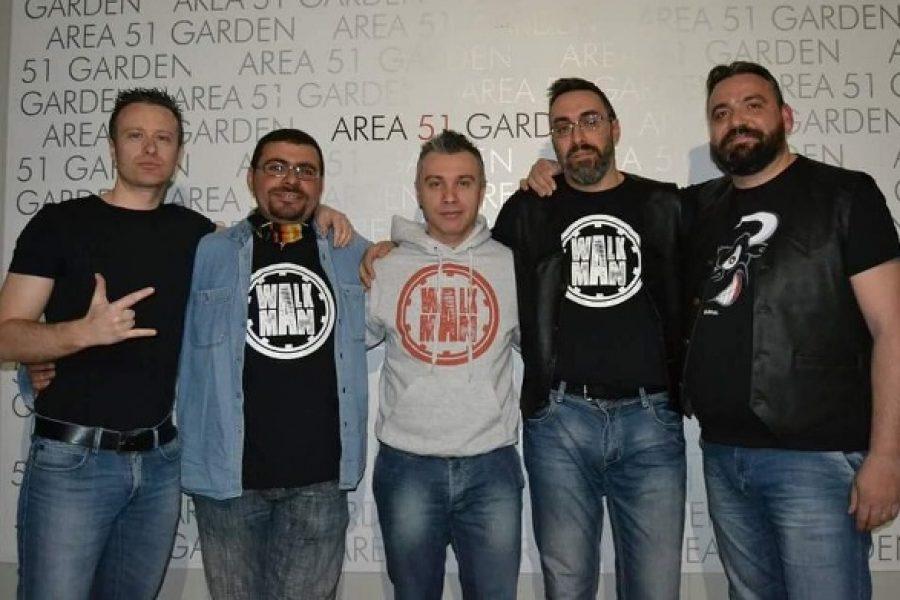 WALKMAN da Bari al Sanremo Rock!
