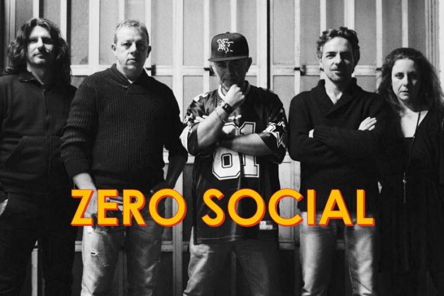 Zero Social da Firenze al Sanremo Rock