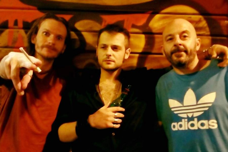 The Swarms da Napoli al Sanremo Rock