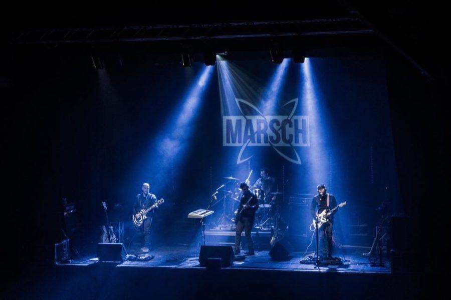 I MARSCH da Rimini alla 31^ di Sanremo Rock