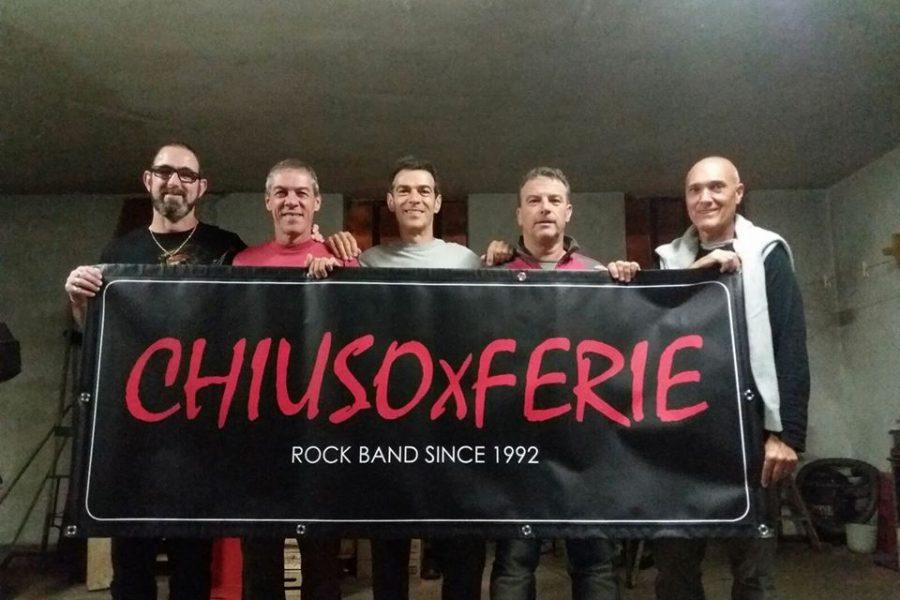 Chiuso X ferie da Rovereto al Sanremo Rock