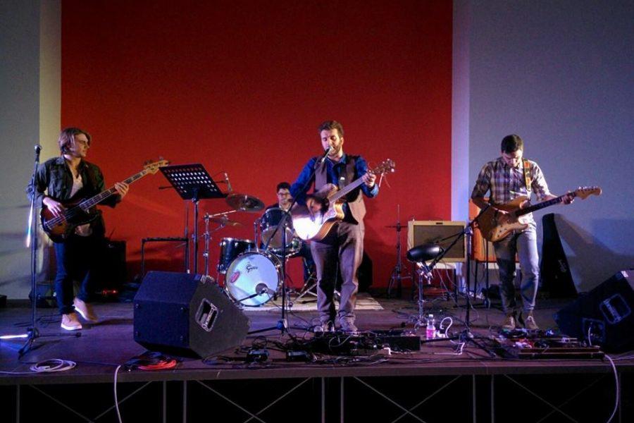 Blù di Prussia da Reggio Emilia al Sanremo Rock