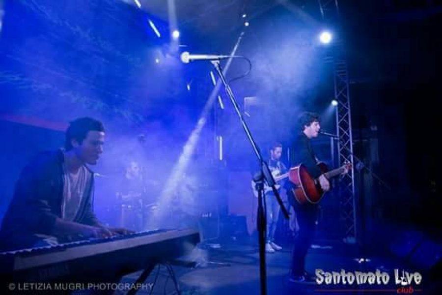 Ranienzo da Larciano al Sanremo Rock