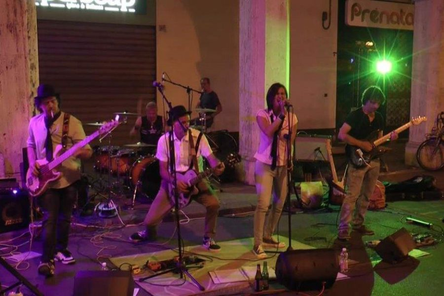 I Wild Geese Band Ligure al Sanremo Rock