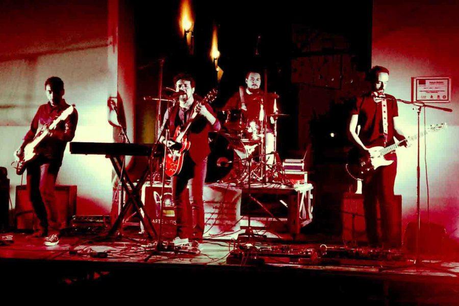 Morrigan da Brindisi al Sanremo Rock