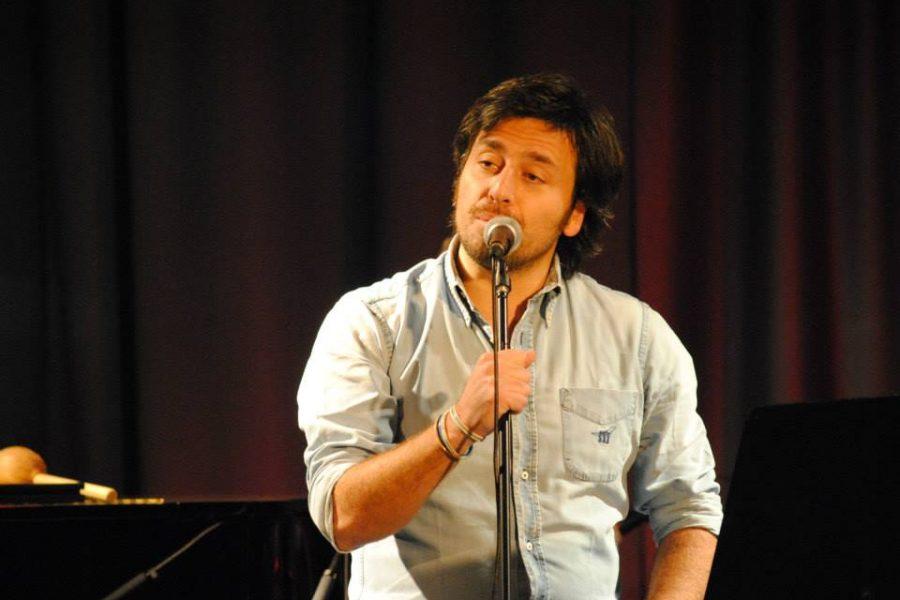 Carmelo Piraino Cantautore al Sanremo Rock