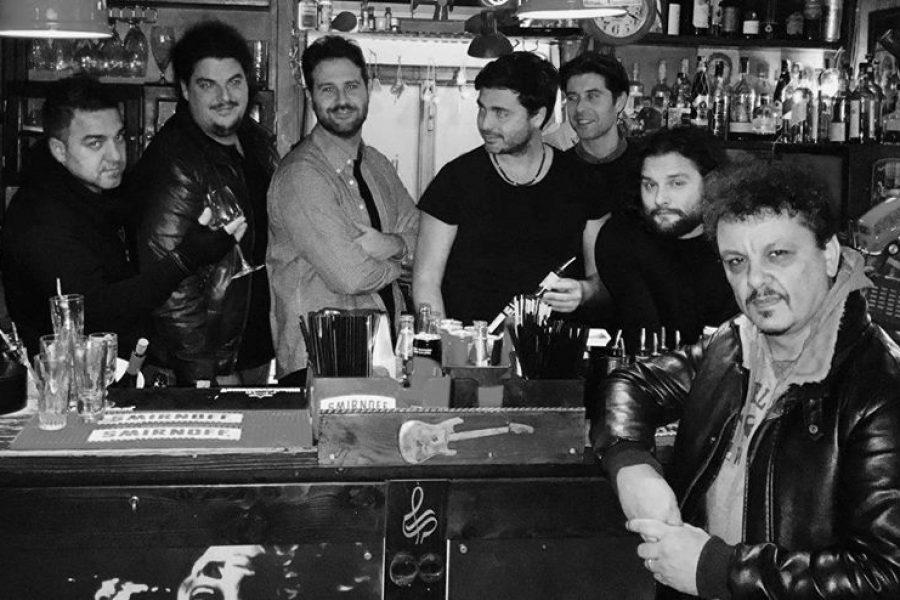 Filippo Cannino&Band al Sanremo Rock