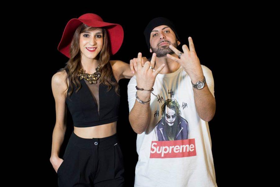 RICKY & SOFIA MUTI AL SANREMO ROCK 2018