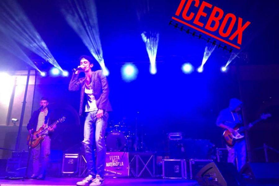ICE BOX da Foggia alla 31^ di Sanremo Rock