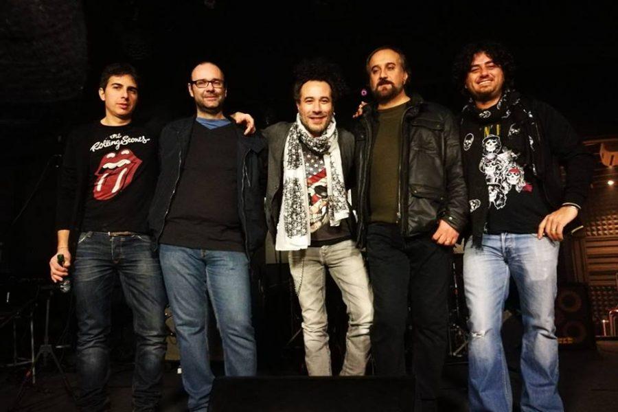 Cospiria da Palermo alla 31^ di Sanremo Rock
