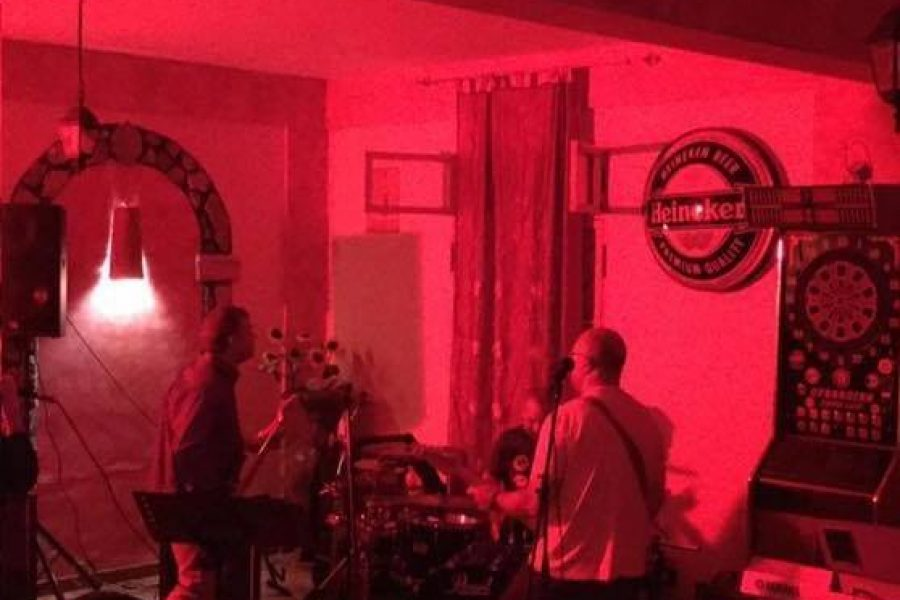 I Cherosene Band di Palermo al Sanremo Rock