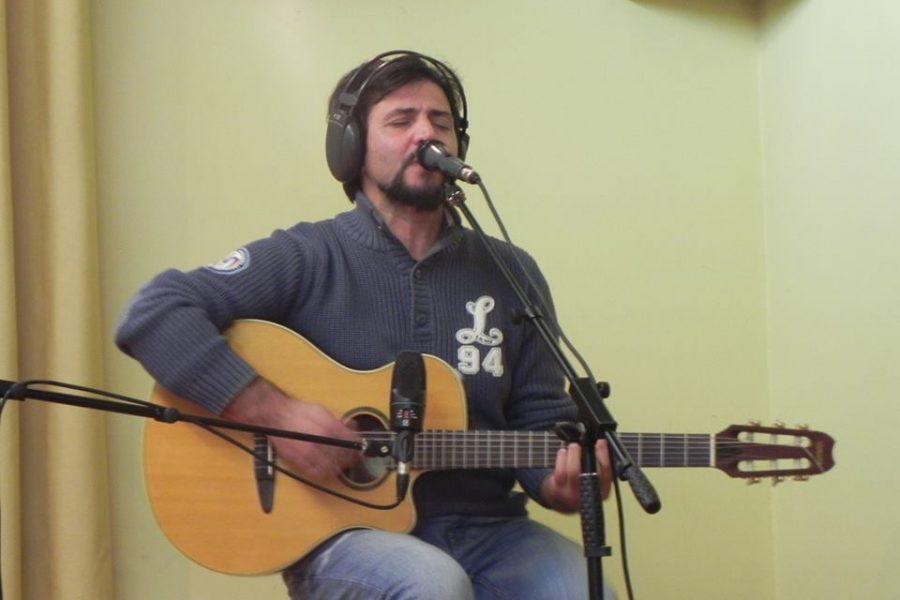 Vincenzo Metalli da Napoli al Sanremo Rock