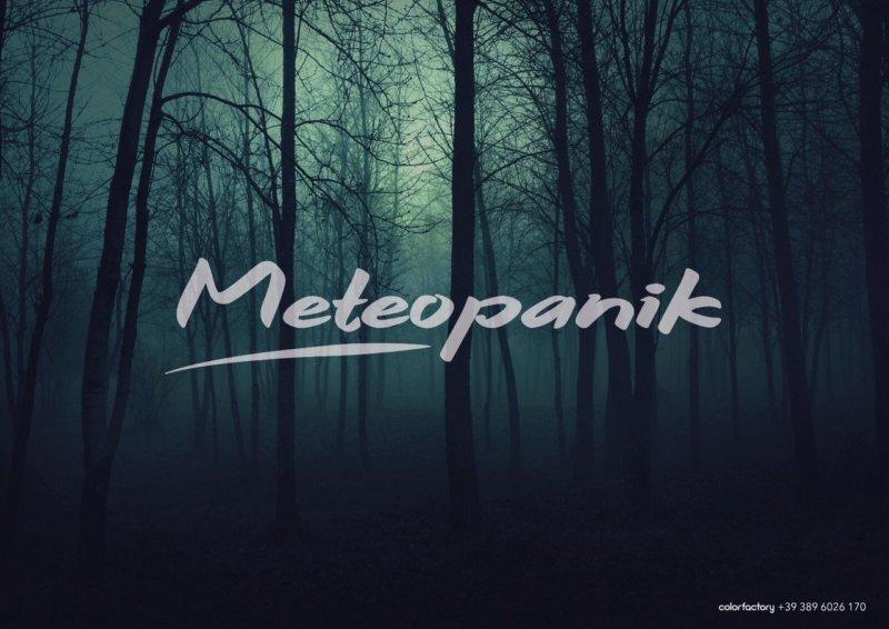 MeteoPanik da Potenza alla 31^ di Sanremo Rock