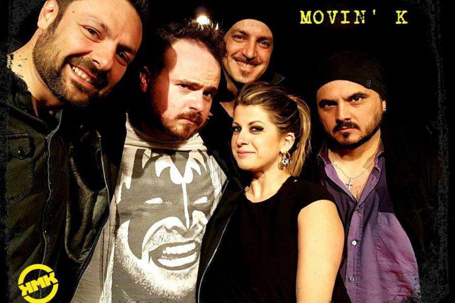 Movin'K da Milano alla 31^ di Sanremo Rock