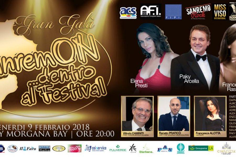 Sanremo Rock sarà Ospite di Sanremo ON