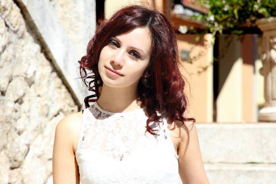 Kristina Dream da Roma alla 31^ di Sanremo Rock