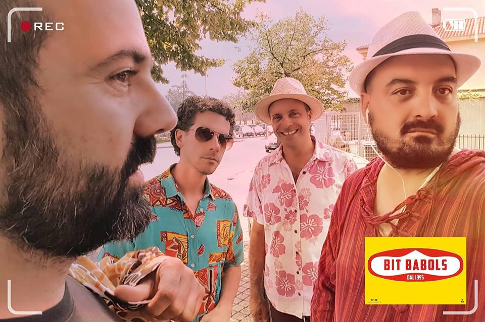 Bit Babols da Torino al Sanremo Rock 31^